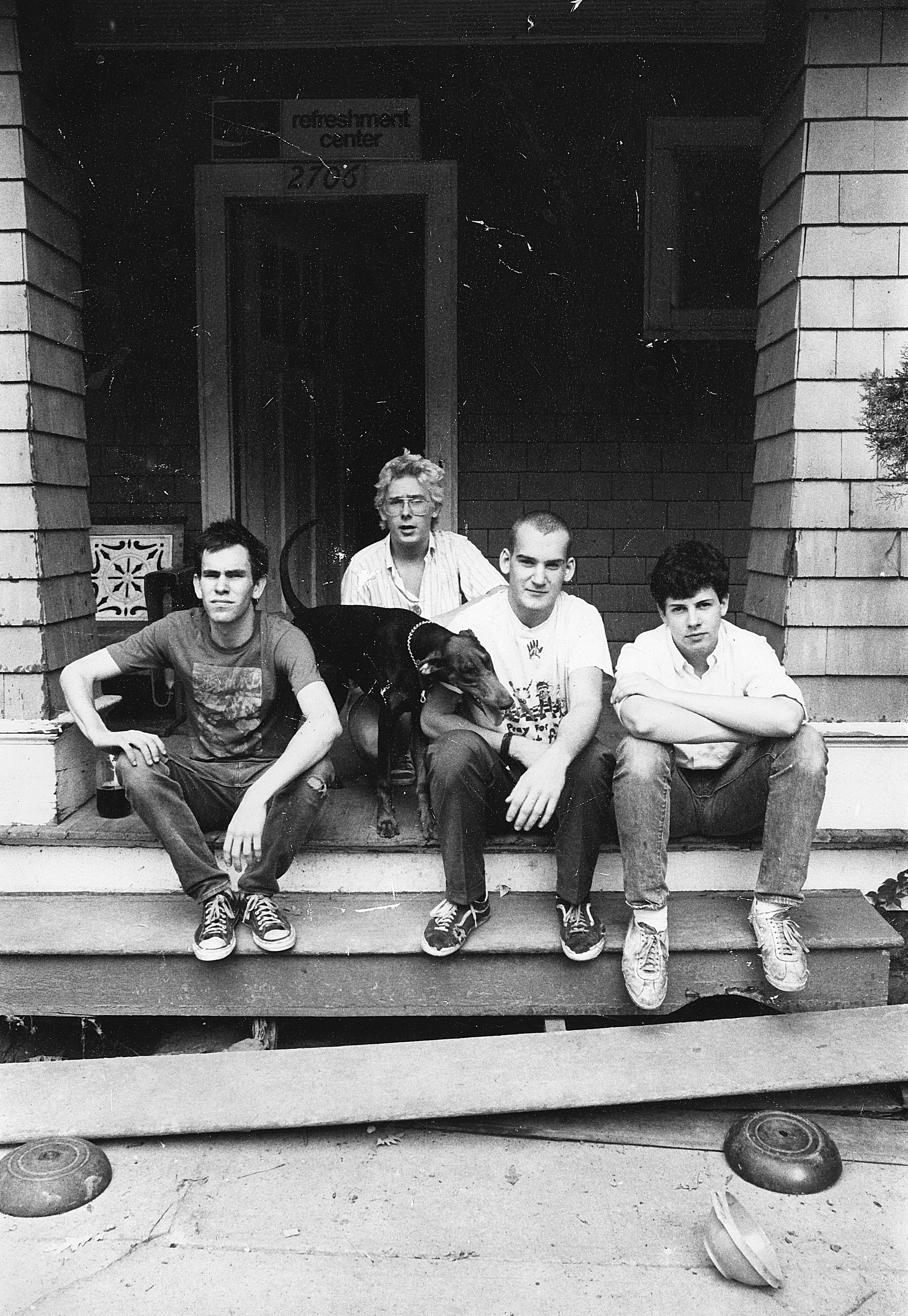 Dischord Records Minor Threat