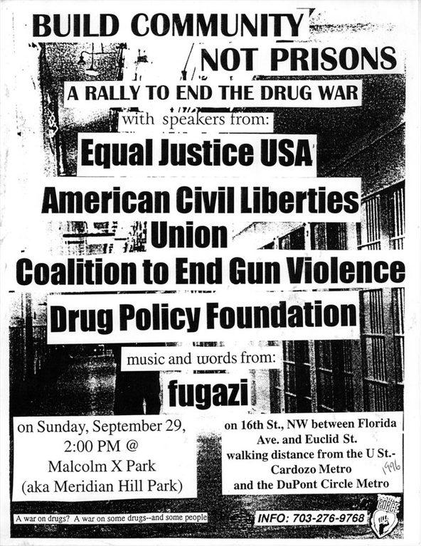 Fugazi Live Series Washington DC USA 9 29 96