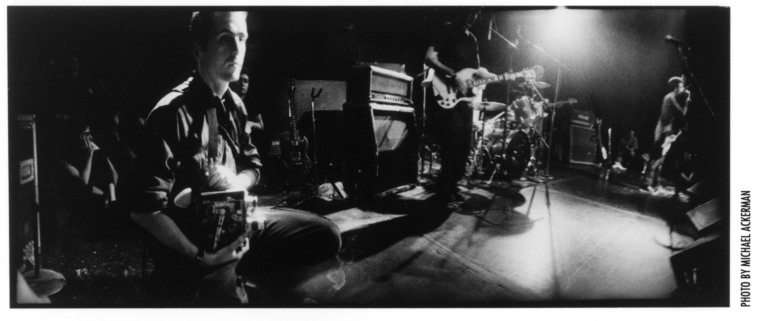 Dischord Records: Fugazi