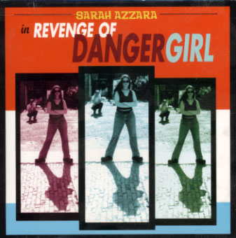 Revenge of Dangergirl