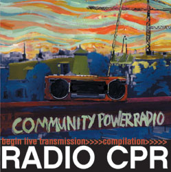 Radio CPR: Begin Live Transmission