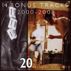 Box Set Bonus Tracks 2000-2008