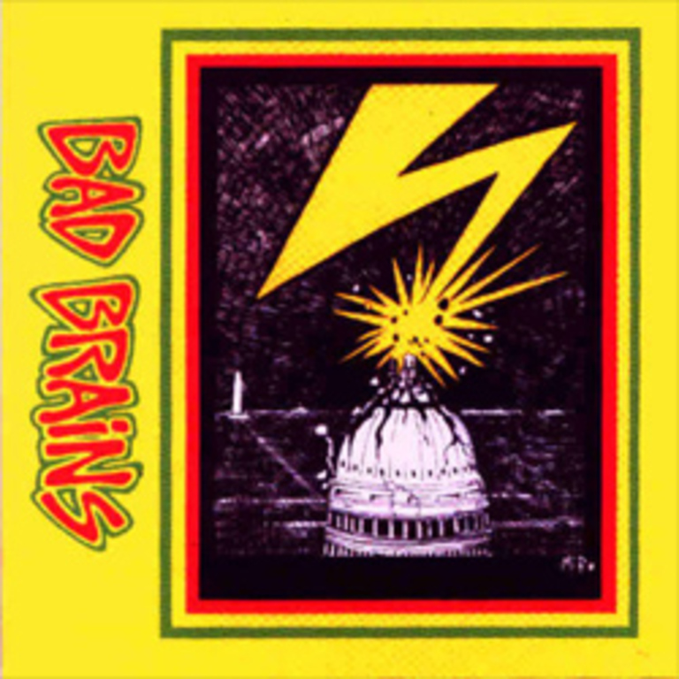 Dischord Records: Bad Brains
