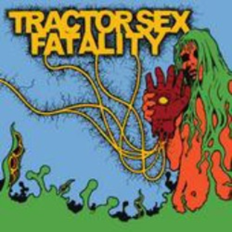 Tractor Sex Fatality - Black Magic White Pussy