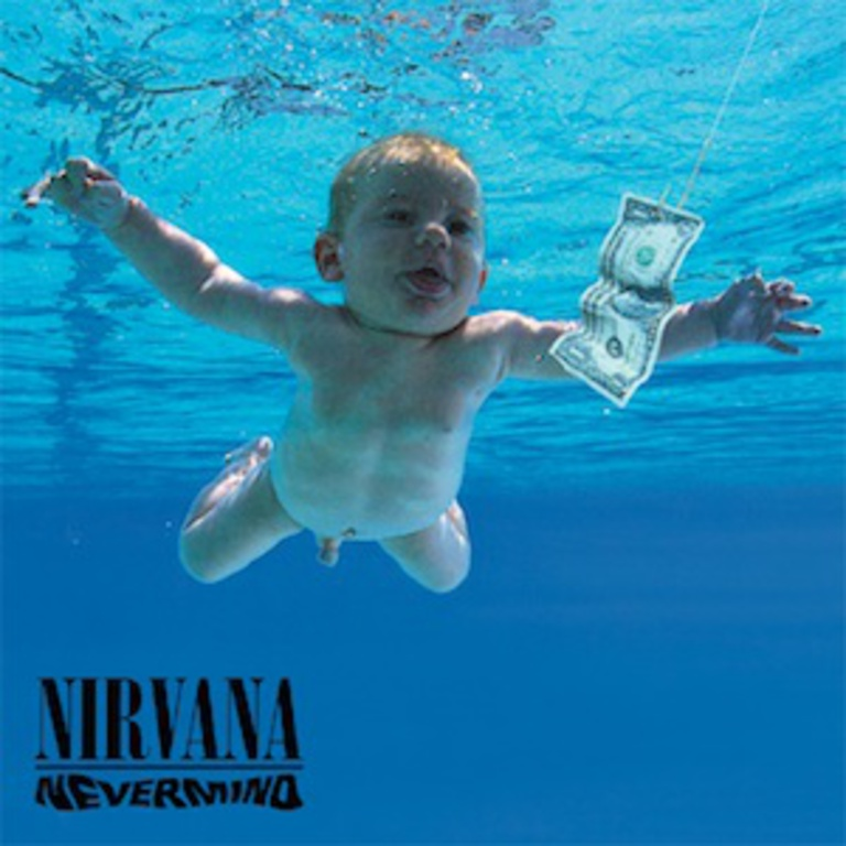 ORG Music org32 Nirvana Nevermind