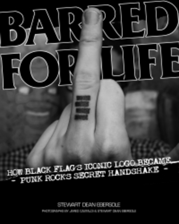 Barred for Life: How Black Flag's Iconic Logo Became Punk Rock Secret Handshake