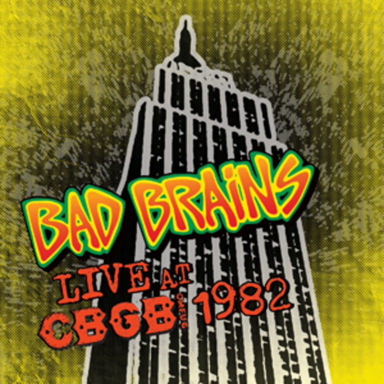 Dischord Records Bad Brains