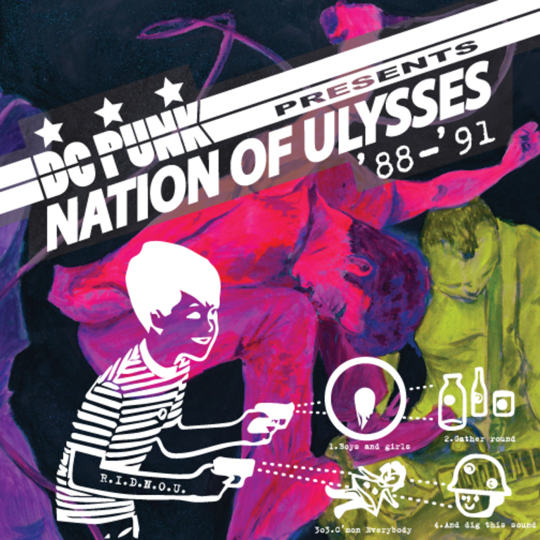 Nation of Ulysses: 1988-91