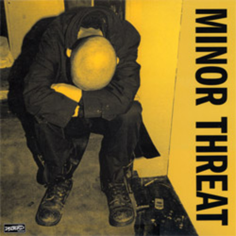 Dischord Records Minor Threat Complete Discography