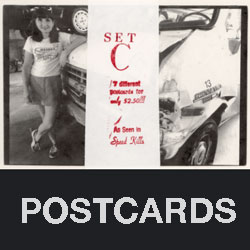 Postcards (set C)