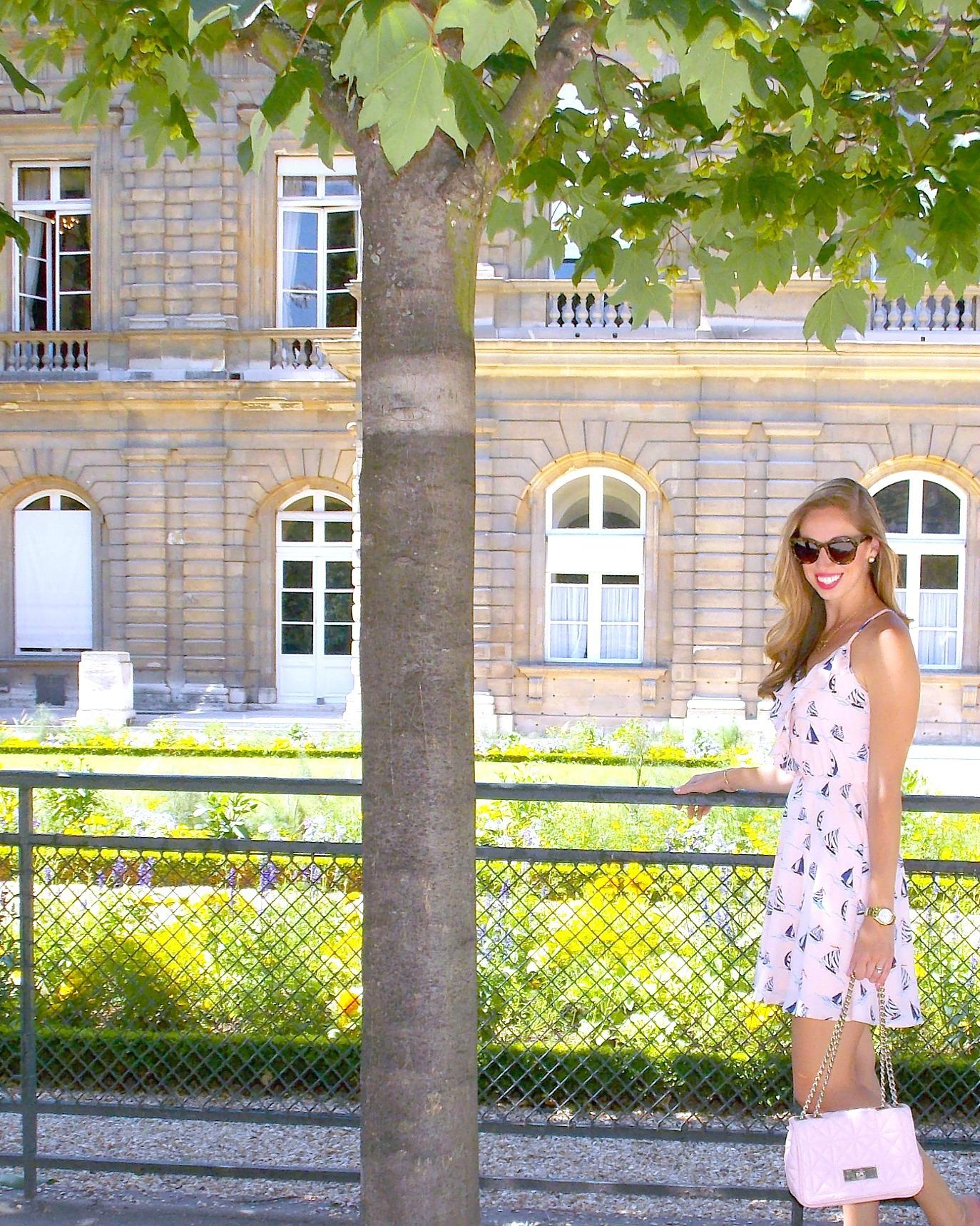 Jardin du luxembourg 1