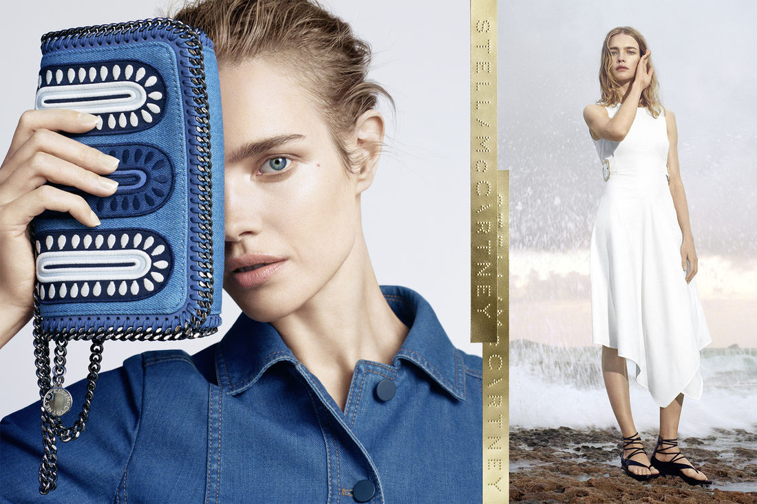 Natalia vodianova by harley weir for stella mccartney spring summer 2015 1