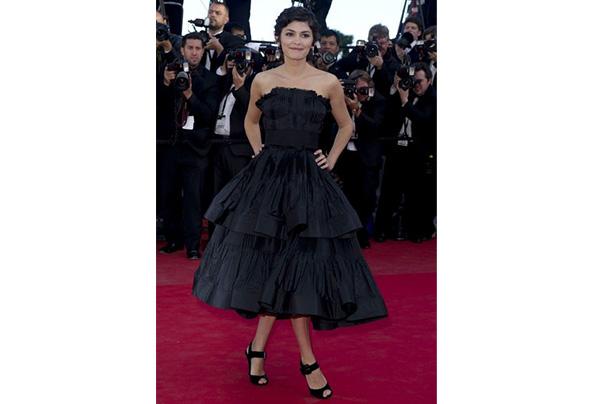 Audrey tautou cannes film festival premiere