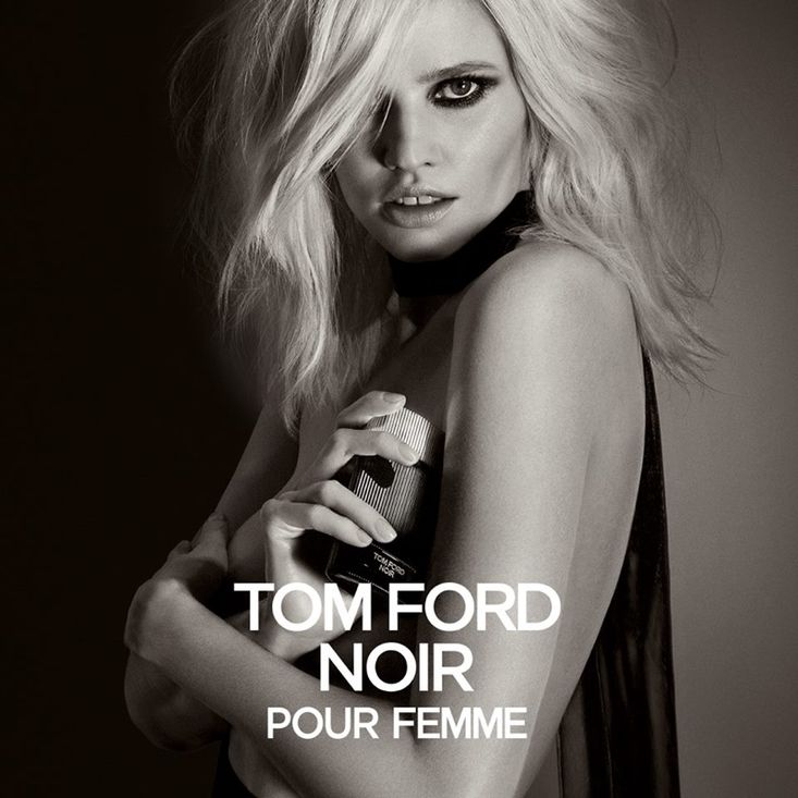 Tom ford noir fragrance ad 0