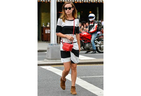 Olivia wilde street style