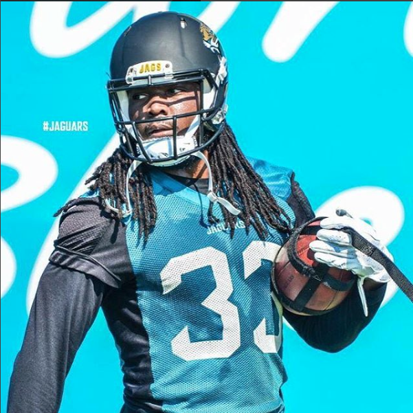 Chris ivory jersey instagram
