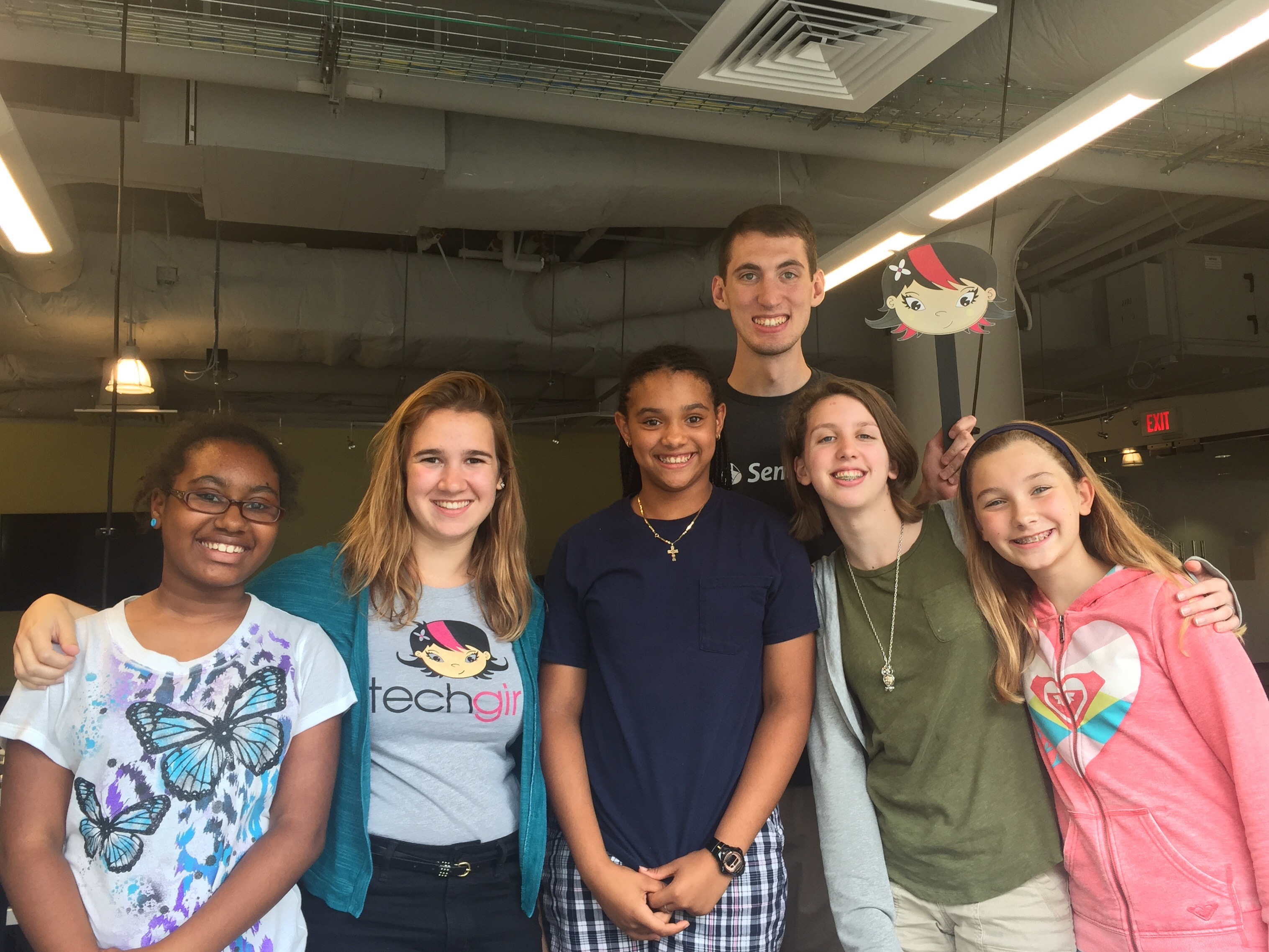 TechGirlz Summer Camp