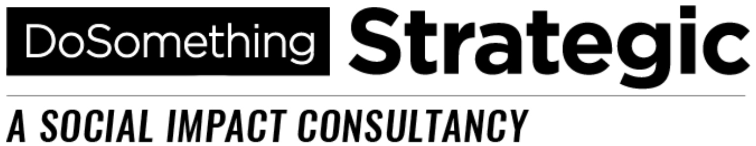 DoSomething Strategic • Social Impact Consultancy