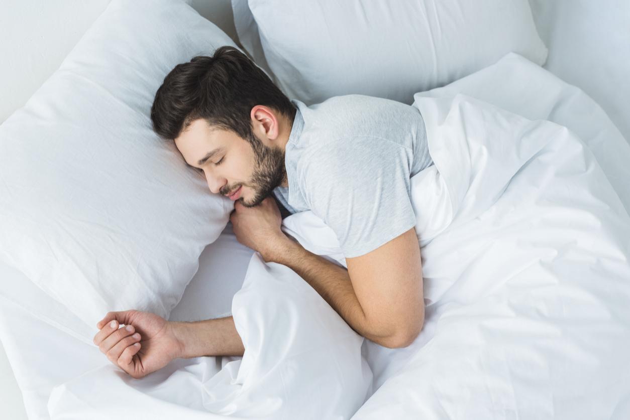 De acordo com a pesquisa, o sono deficiente pode ser responsável por doenças cardiovasculares em homens e câncer em mulheres (Fonte: iStock).