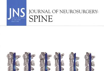 Journal of Neurosurgery: Spine