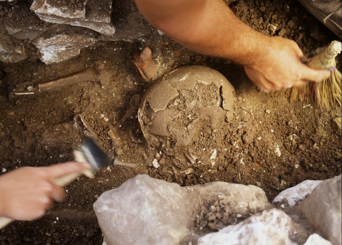 """Artefato da Grécia Antiga indica prática ateniense de rituais de """"magia"""" (Fonte: iStock)."""