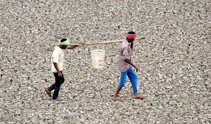 """Quase um terço da população global - 2,6 bilhões de pessoas - vive em países em situação de estresse hídrico """"extremamente alto"""". (Fonte: BBC Brasil)"""