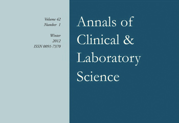 Annals of Clinical & Laboratory Science
