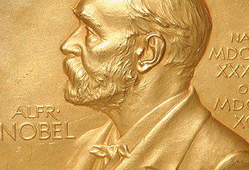 Titles by Nobel Laureates and on the Nobel Prize