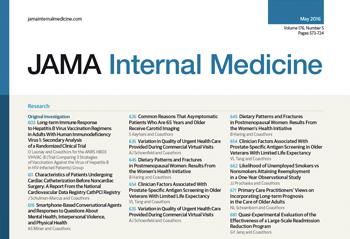JAMA Internal Medicine