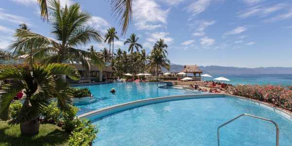 All Inclusive Sunset Plaza Beach Resort Puerto Vallarta