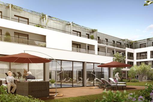 Investir résidence senior La Rochelle