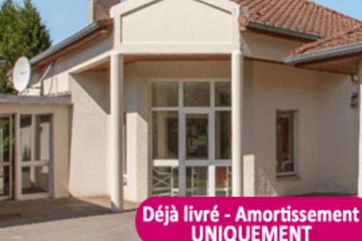 Investissement EHPAD Colisée à Baume-les-Dames