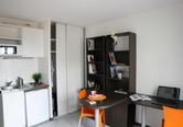 Studio meublé étudiant Lyon + parking sous-sol