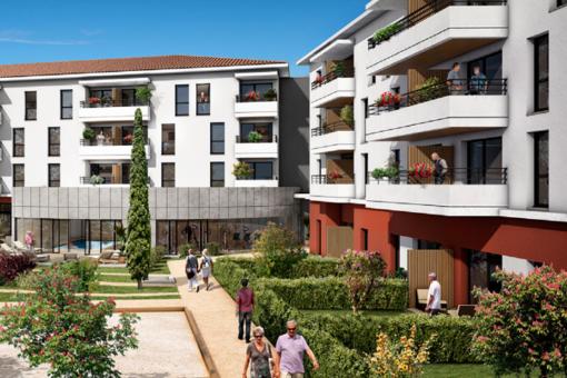 Investir résidence senior Toulouse