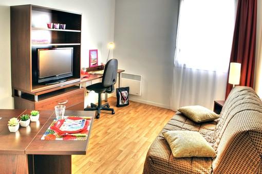 Studio meublé étudiant Caen