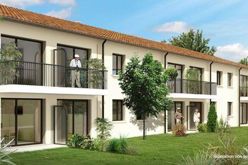 Investir résidence senior proche Toulouse