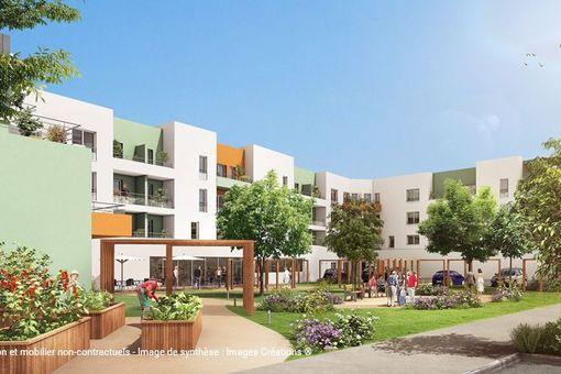 Investir résidence senior proche Angers (Les Ponts-de-Cé)