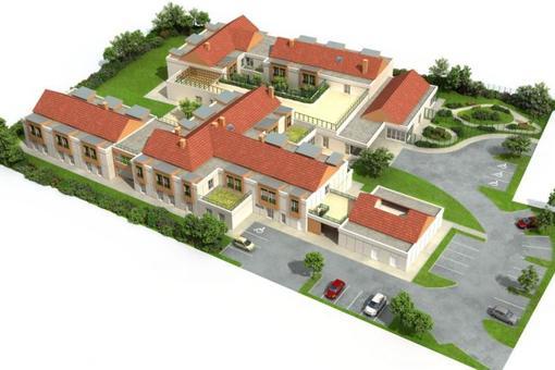 Investissement EHPAD Orpea à Leudeville