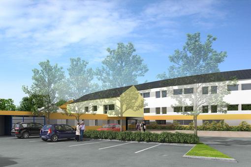 Investissement EHPAD Aplus Santé à Saumur
