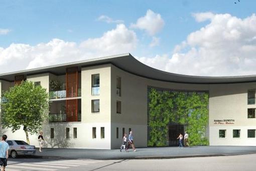 Investir résidence senior Châteauroux