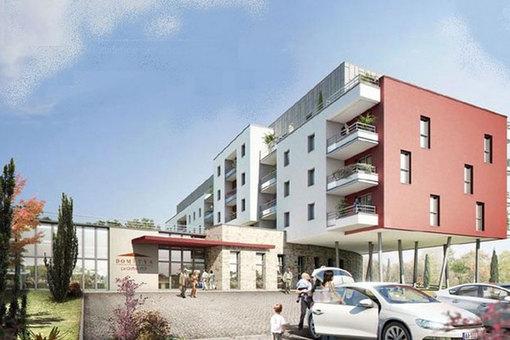 Investir résidence senior Saint-Brieuc