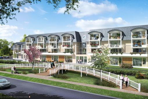 Achat residence senior Cabourg