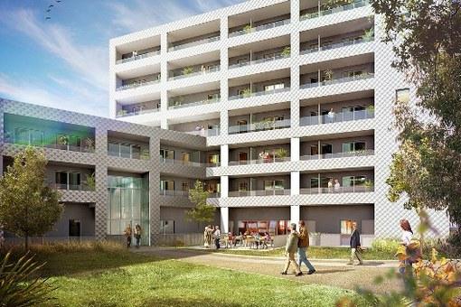 Achat residence senior Rennes