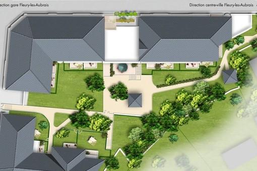 Achat residence senior proche Orléans