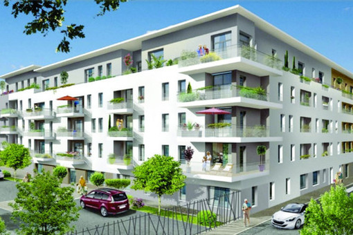 Investir résidence senior Saint-Ouen-l'Aumône
