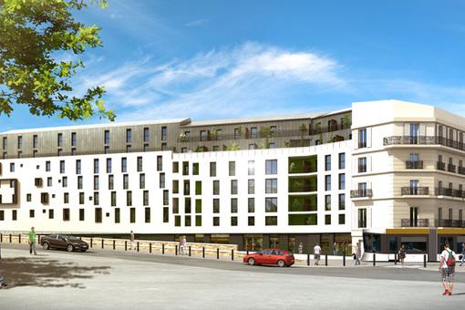Investir résidence étudiante Marseille