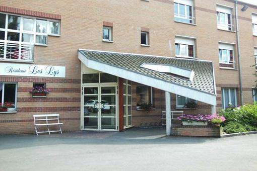 Investissement EHPAD Orpea proche Lens