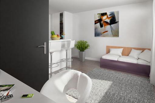 Achat residence etudiante Nantes