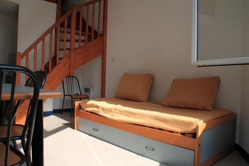 T1duplex meublé étudiant Lyon3