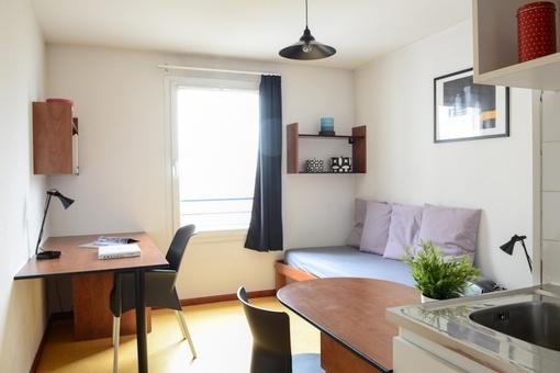 studio etudiant lmnp villeurbanne 69 vente achat studio villeurbanne dans l 39 ancien. Black Bedroom Furniture Sets. Home Design Ideas